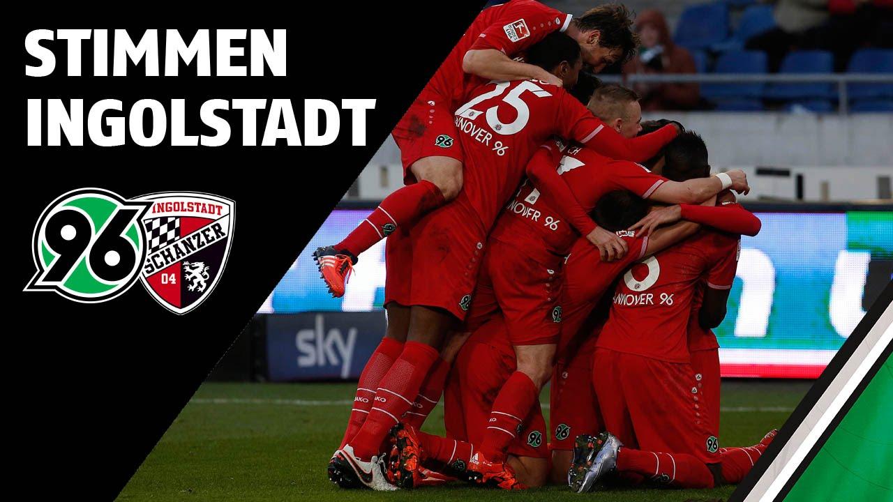 Hannover 96 Ingolstadt