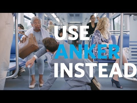Anker   Portable Chargers   #UseAnkerInstead