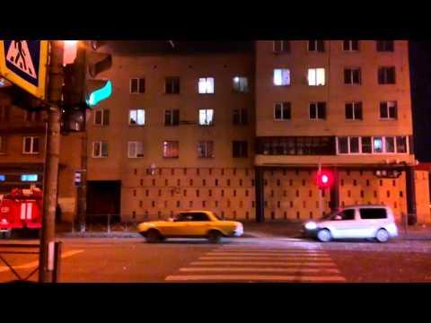 Пожар, Красногвардейская пл, Якорная ул., Санкт-Петербург