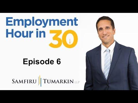 Employment Hour in 30: Episode 6