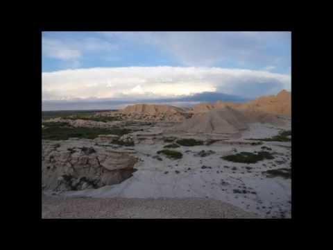 Toadstool Geologic Park, Oglala National Grassland, Nebraska