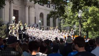 Notre Dame Marching Band - Damsha Bua [Michigan State Game 9/17/2011]