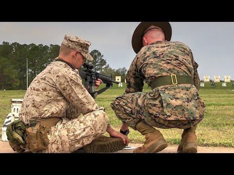 Marine Corps Parris Island Training: Firing Week