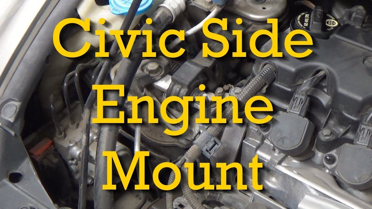 Engine Motor Mount Front Upper Torque For 06//11 Honda Civic Automatic 1.8 L
