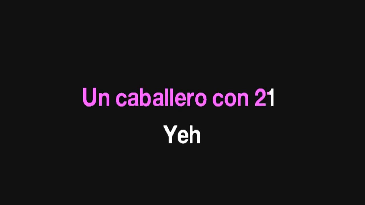 Becky G Ft Bad Bunny Mayores Karaoke Re Editado Dvj Claudio Con Voz B Bunny Youtube