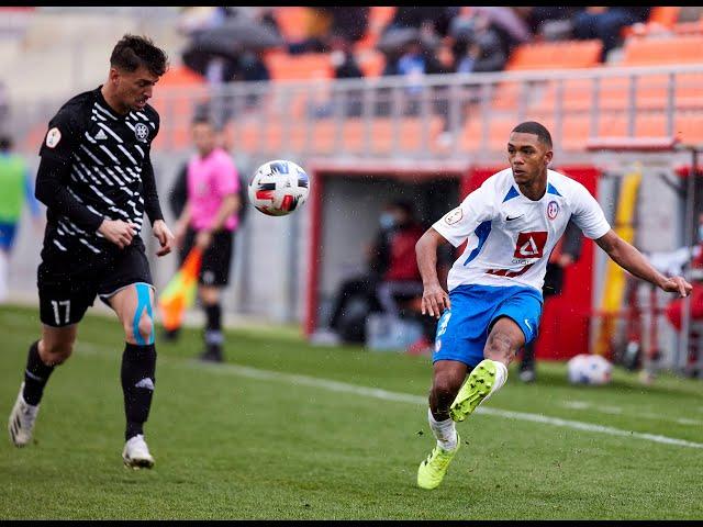 RESUMEN   CF Rayo Majadahonda vs DUX Internacional de Madrid (0-1)