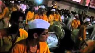 Ganpati Visarjan Miravnuk Pune   Dhol tasha pathak  2010   3