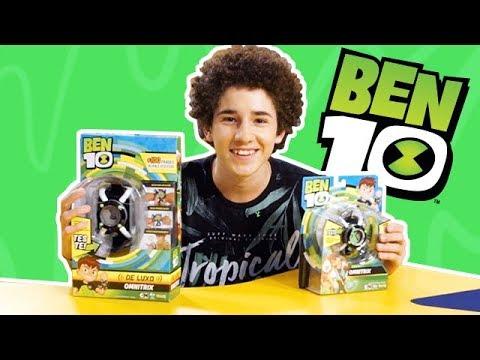 7bbe0964e91 Ative o seu alien com o Omnitrix do Ben 10 - YouTube