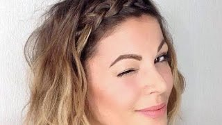 Soft dutch braid/Tresse plaqué (hollandaise)