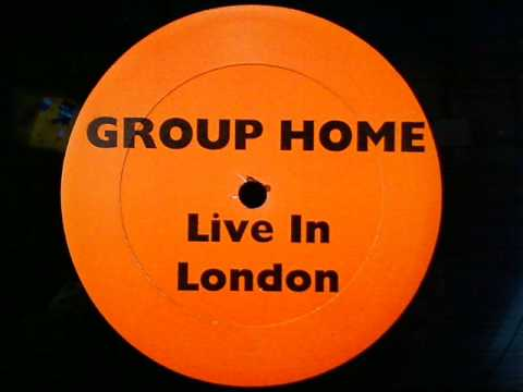 GROUP HOME - Live In London