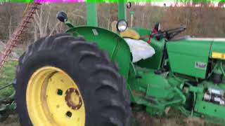 FOR SALE JOHN DEERE 2020
