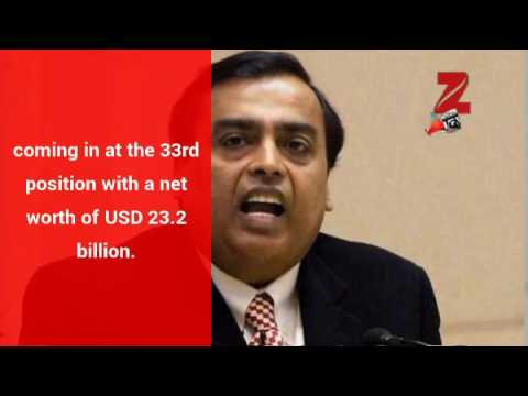 India home to 101 billionaires, Mukesh Ambani richest Indian: Forbes