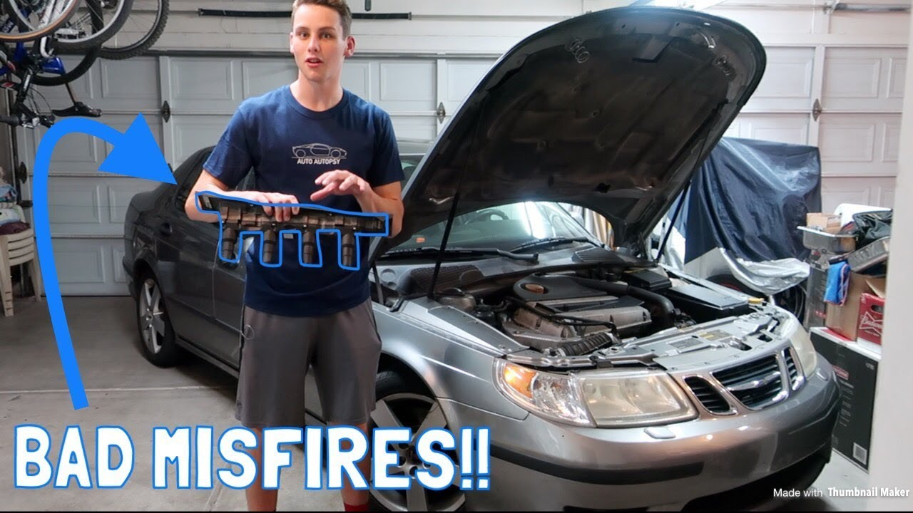 8 Common Saab 9-5 Problems (B235)