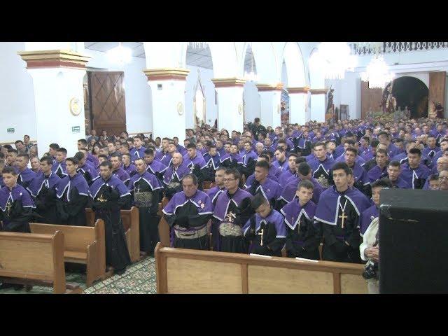 SANTA EUCARISTÍA MIÉRCOLES SANTO Consagración y Renovación Hermandad Jesús Nazareno