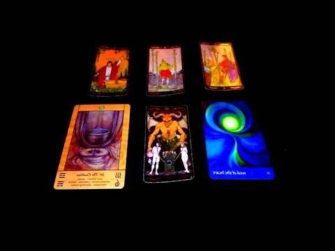 Vierge - Novembre 2018 - Horoscope - Tirage Mensuel - Tarot de Marseille et Oracle