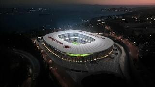 Besiktas Olympique Lyon - Vodafone Arena 1903 Karakartal inönü stadı UEFA Avrupa Ligi çeyrek final