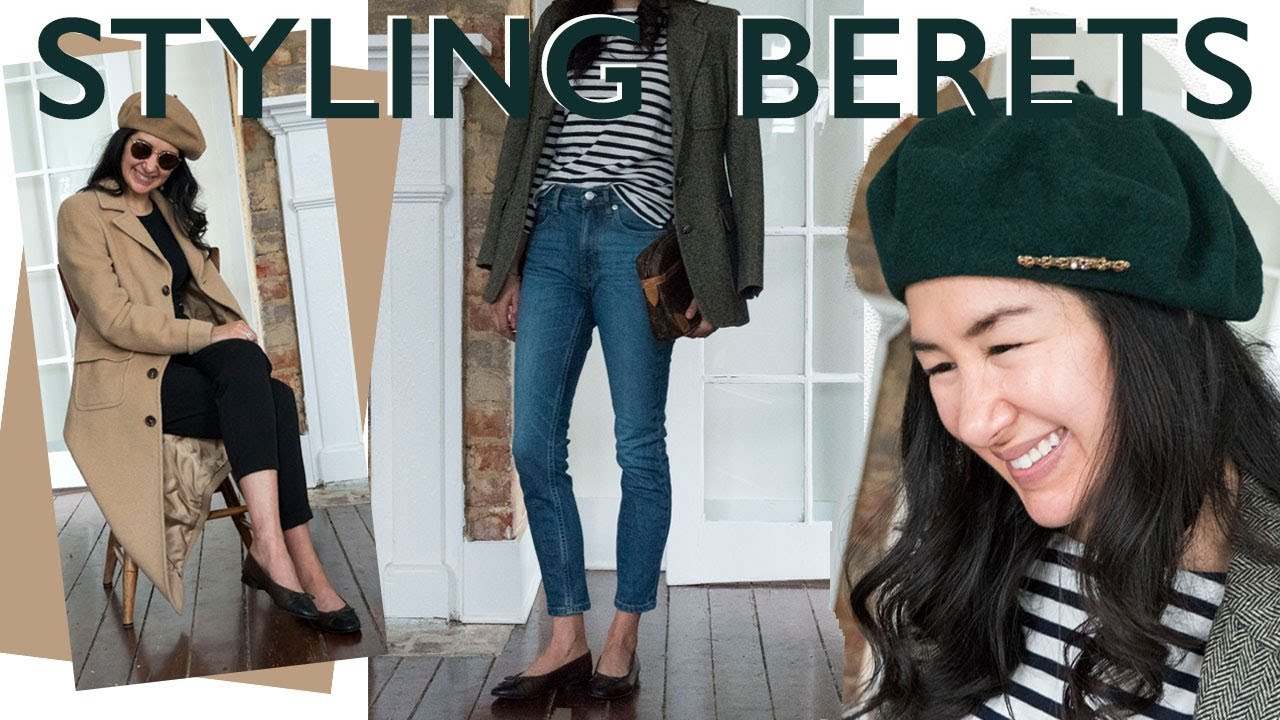 8d772db58a7 How To Style A Beret - 5 Classic Looks