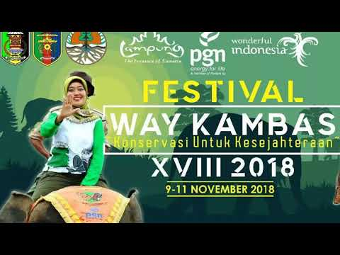 Festival Way kambas lampung timur 2018 Mp3