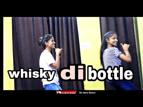 Whiskey Di Bottal Dance video| Preet Hundal & Jasmine Sandlas