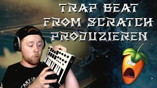 Harten Beat From Scratch In FL Studio produzieren   From Scratch EP.1