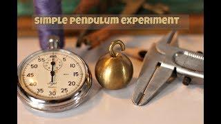 Physics Practical Simple Pendulum Experiment
