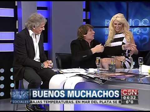 Buenos muchachos - C5N (24/08/2013) TDTRip x264 retibuyendo.