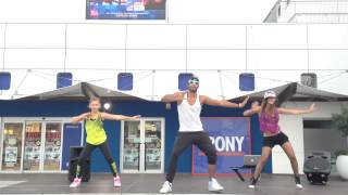 Kerwin Du Bois & Lil Rick - Monster Wine by Juan Saturria (Zumba Fitness).
