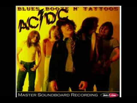 AC/DC- Gone Shootin With Bon Scott