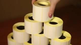 видео Материалы для термоэтикеток