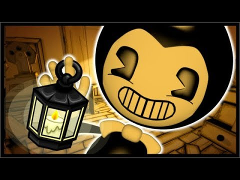 BENDY AND THE FANCY LANTERN!?  Roblox The Scary Elevator