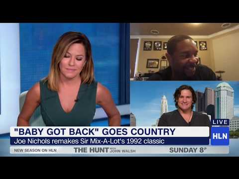 """Baby Got Back"" gets countryfied and goes viral"