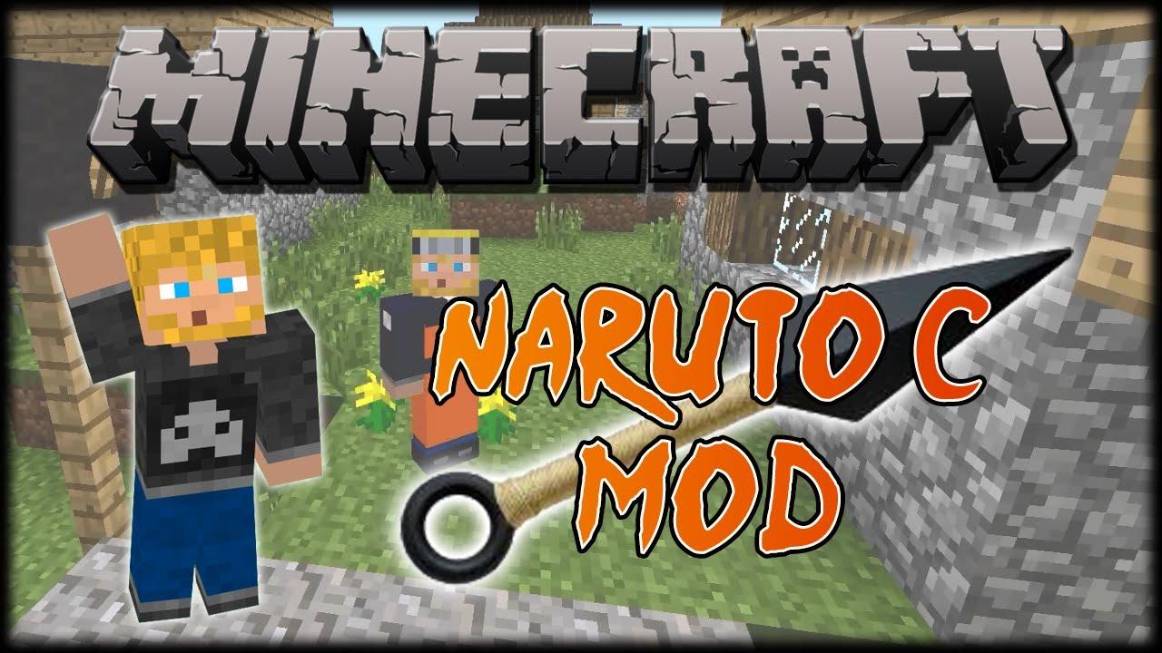 download naruto c mod 1.7.10