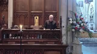 Thursday 23 September - Morning Prayer from Southwark Cathedral
