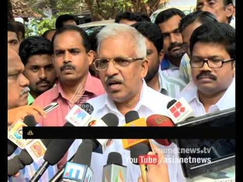 CPI(M) leader P Jayarajan surrenders before court in Kannur