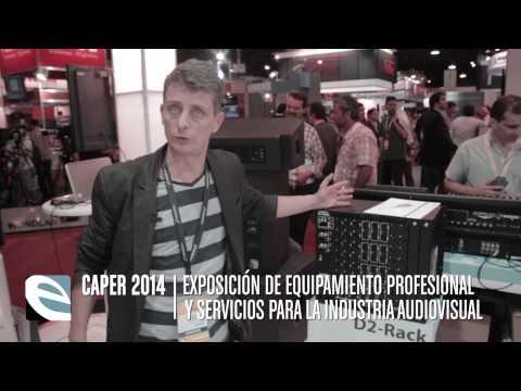 CAPER 2014 - Presentación DiGiCo - Fernando Delgado