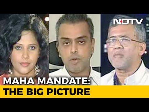 The Maha Mandate: BJP's Big Gains In BMC Polls