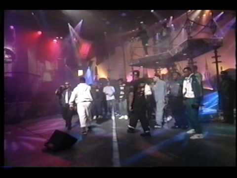 Gang Starr & Nice N Smooth - DWYCK (Live)