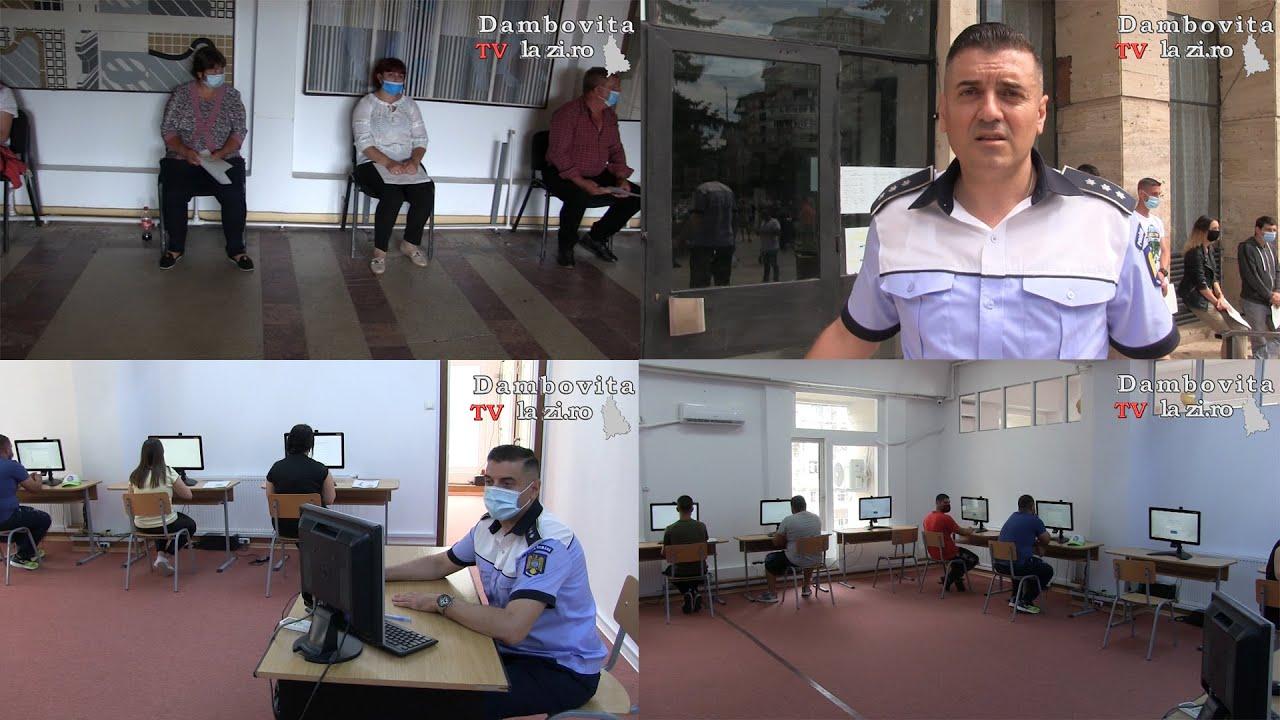Cms. şef de poliţie Adrian Alexandrescu, șeful Serviciului Regim Permise de Conducere