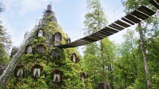 THE WEIRDEST HOTEL IN THE WORLD