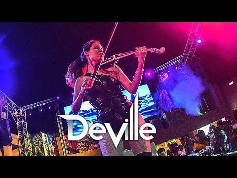 International Club Violinist with DJ | Caitlin DeVille