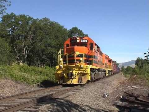 Southern Pacific Railroad's Siskiyou Ashland Oregon Central Oregon Railroad