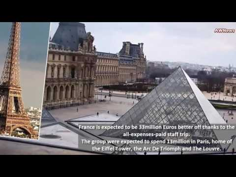 Amazing World News About TIENS World Record in France on 2015