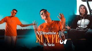MC Marks - Alimente Sua Fé - DJ OG Beatz (Clipe Oficial)