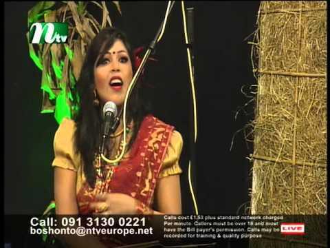 Boshonto Batashe with Nurjahan Shilpi S5 061215