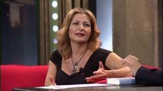 2. Kateřina Janouchová - Show Jana Krause 25. 10. 2013