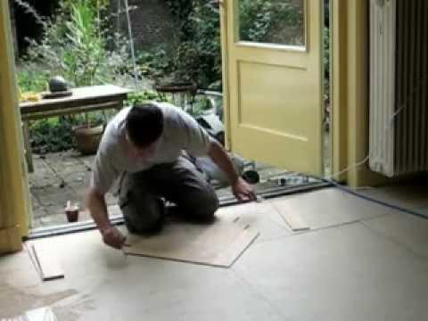 Het leggen van een traditionele parketvloer youtube