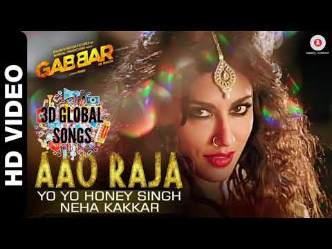 3D Audio Song | Aao Raja | Gabbar Is Back | 3D Global Songs |