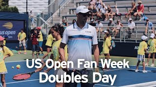 US Open Doubles Day 2018!