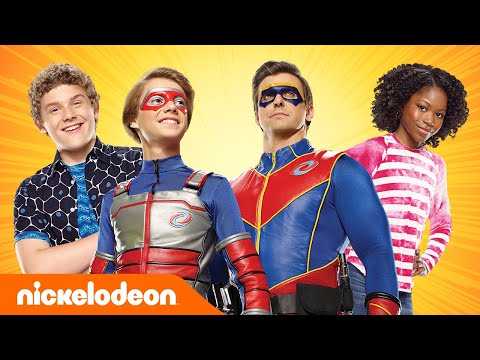 Henry Danger  Primeiros 5 minutos 🎬  Brasil  Nickelodeon em Português