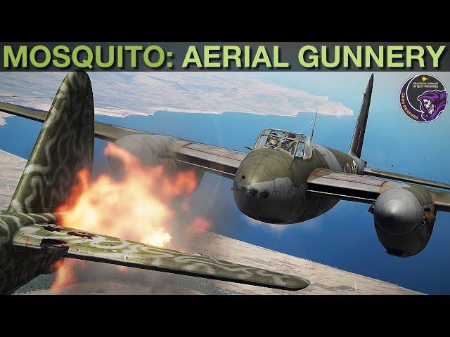 Mosquito FB MkVI: Aerial Gunnery Tutorial   DCS WORLD